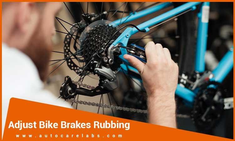How-To-adjust-bike-brakes-rubbing