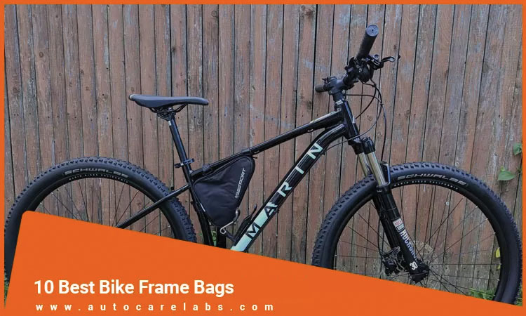 10 Best Bike Frame Bags