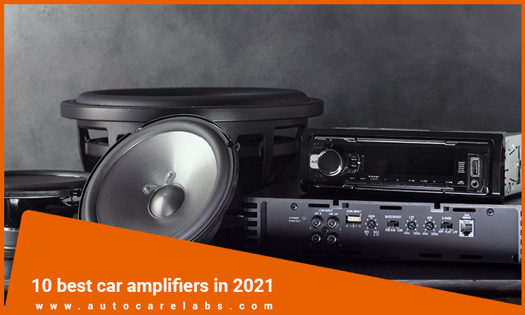 10 best car amplifiers in 2021