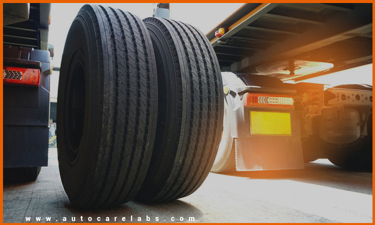 Different types of trailer tires