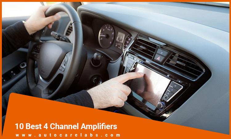 10 Best 4 Channel Amplifiers in 2021